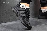 Кроссовки мужские Nike Air Presto TP QS Код SD-4113 Черные