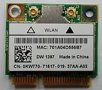 WiFi адаптер Dell Vostro 1015, Broadcom BCM94312HMG, DW 1397, CN-0KW770