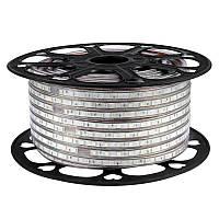 LED лента Biom 220V SMD3528 60led/m 4W IP68 Теплый белый (бобина 100м)