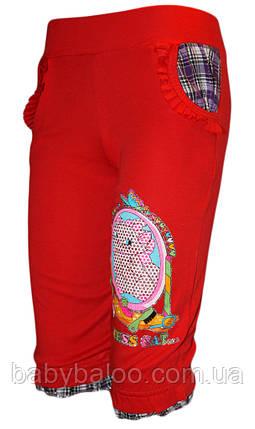 Трикотажные султанки на девочку с накатом (от 1 до 4 лет), фото 2