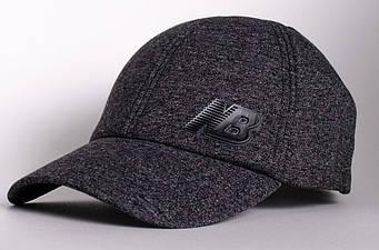 Спортивная кепка New Balance серого цвета