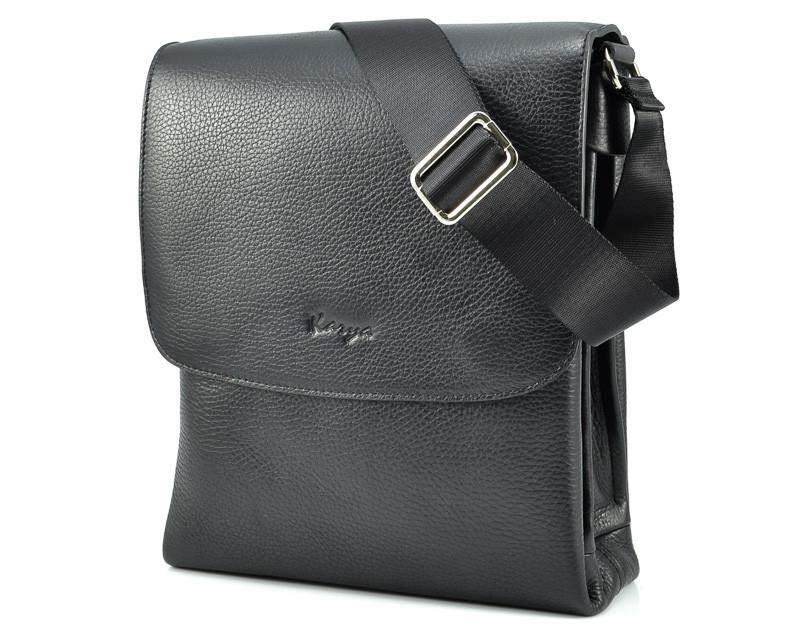 Вместительная мужская сумка Karya 0724-45 (Турция)
