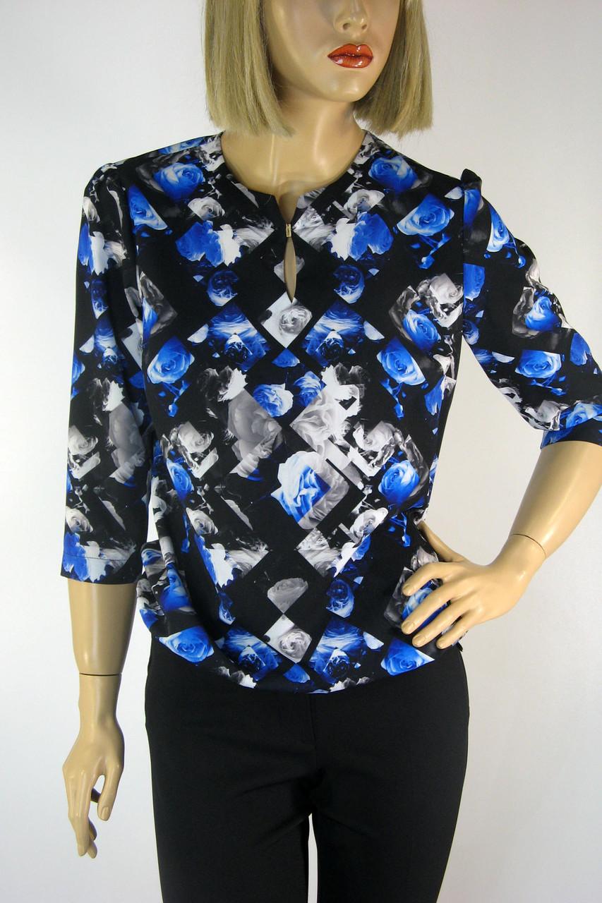 Шифонова блузка Edonna