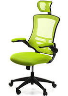 Кресло Office4You Ragusa Light Green (27716)