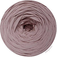 Трикотажная пряжа Грязный розовый (85 м)