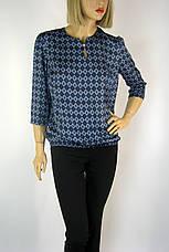 Атласна блузка  Edonna, фото 3