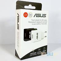 Зарядное устройство Asus, кабель (шнур) micro USB 1.2 м для смартфона, 2 А, зарядка асус