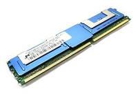 4GB 677MHz DDR2 PC2 5300F 2Rx4 ECC FBDIMM RAM MT36HTF51272FY 667E1D4-43X5026 IBM 46C7423 39M5797 41Y2845