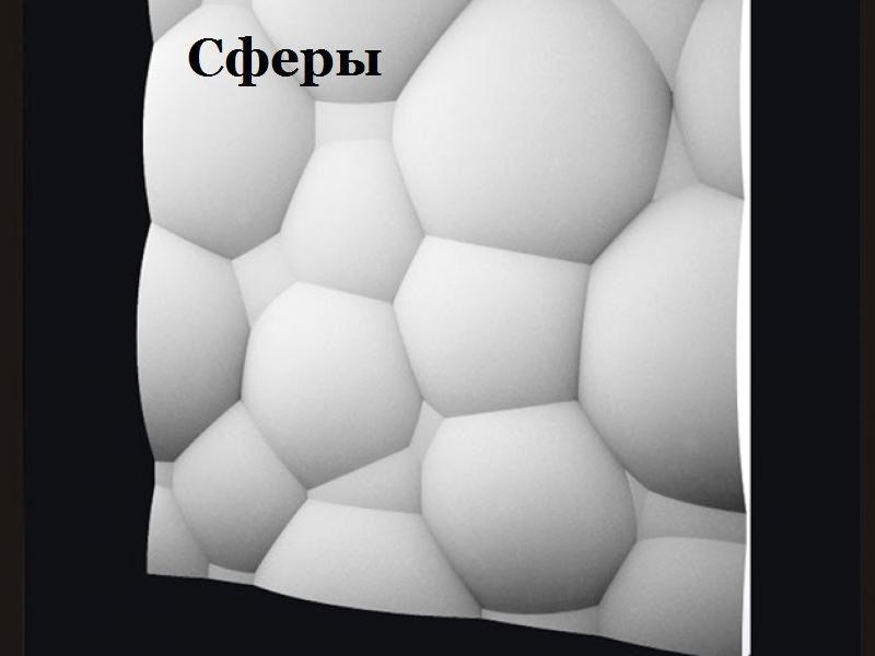 3д панели формы