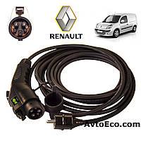 Зарядное устройство для электромобиля Renault KANGOO ZE AutoEco J1772-16A, фото 1
