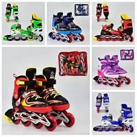 Ролики PU модели 24737-24751 от Best Roller  от 30 до 42 размера, фото 1