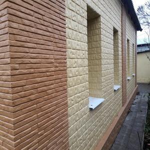 Услуга утепления фасадов