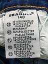 Джинсовые шорты для мальчиков Seagull 134-164 р.р., фото 3