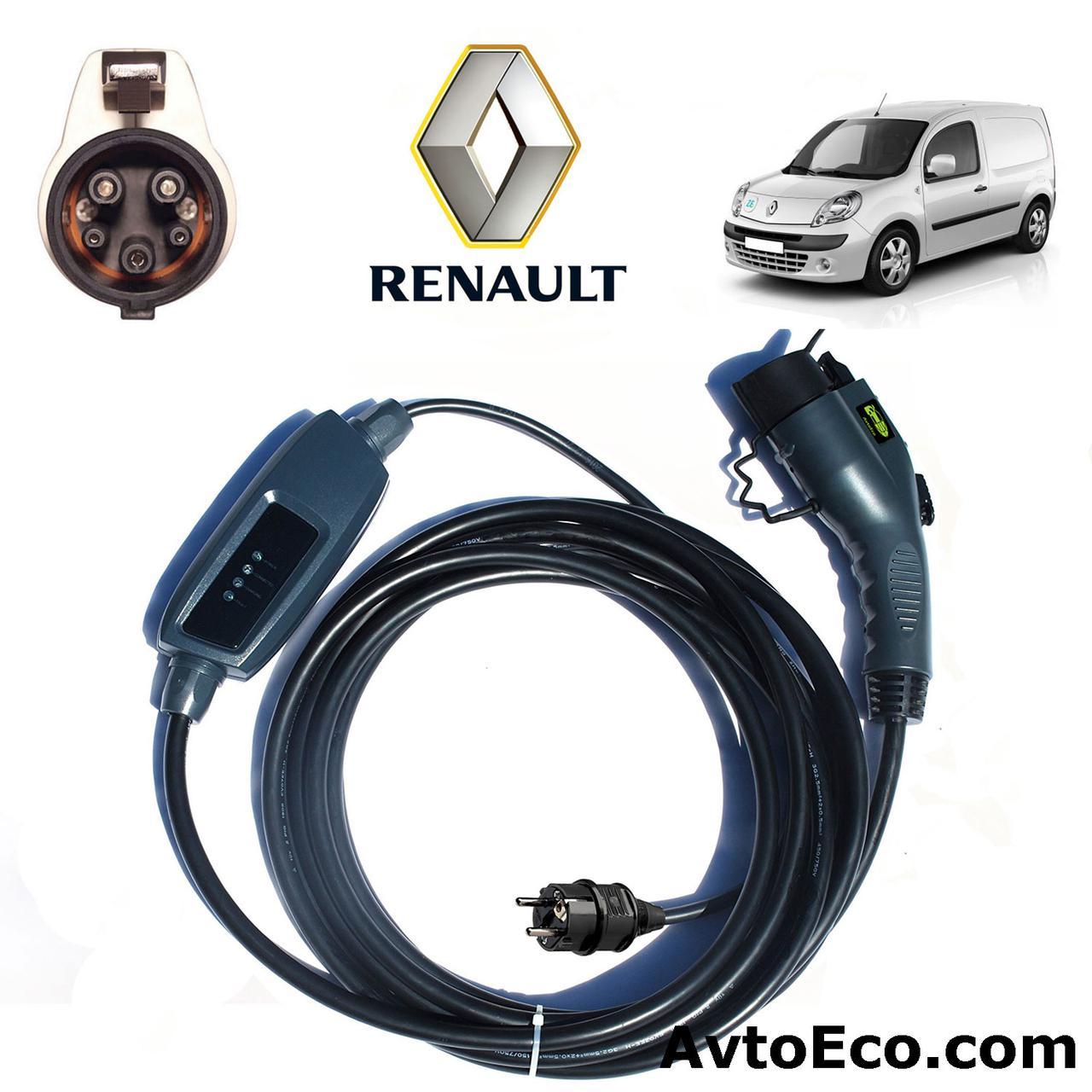 Зарядное устройство для электромобиля Renault KANGOO ZE Duosida J1772-16A