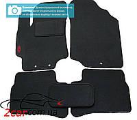 Текстильные коврики в салон для Audi A6 (C4) (100) (1994-1997) (чёрный) (StingrayUA.)