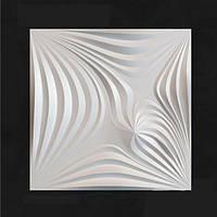 "Пластиковая форма для 3d панелей ""Магия"" 50*50 (форма для 3д панелей из абс пластика), фото 1"