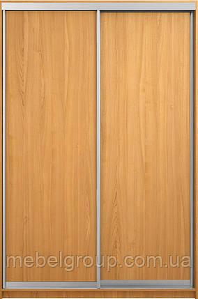 Шафа купе Стандарт 210*60*210 Вільха, фото 2