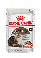 Влажный корм для котов Royal Canin Ageing +12 Gravy 0,085 кг