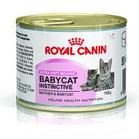 Влажный корм для котов Royal Canin Babycat Instinctive 0,195 кг