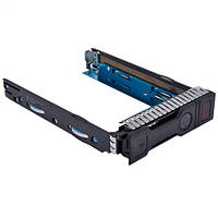 HP Gen8 Proilant Gen9 LFF 3.5 & quot; SAS / SATA HDD Hot Swap Tray for HP 651320-001 651314-001 HP HDD Enclosure
