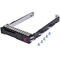 HP Gen8 Proilant Gen9 SFF 2.5 & quot; SAS / SATA HDD Hot Swap HDD Tray HDD Caddy Frame HP 651687-001