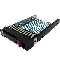 HP DL Proilant ML G5 G6 G7 SFF 2.5 & quot; SAS / SATA Hot Swap HDD Tray HDD Caddy HP 378343-002 371593-001 Framework