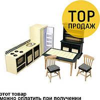 Меблі для кухні Melissa & Doug / детские игрушки