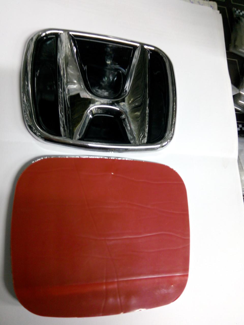 Эмблема HONDA  113х96 мм