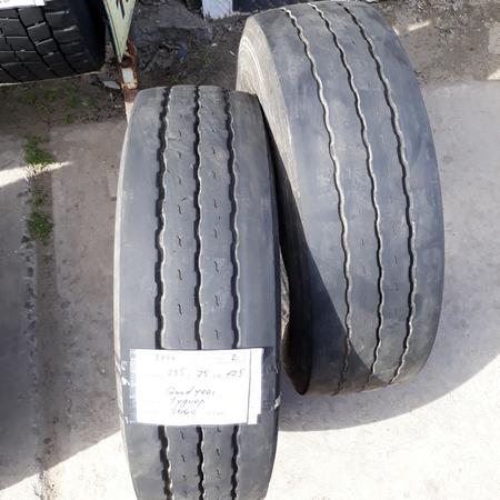 Вантажні шини б.у. , гума бо 235.75.r17.5 Goodyear Regional RHT2 Гудієр