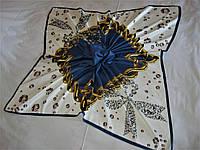 Платок Dior шёлковый можно приобрести на выставках в доме одежды Киев