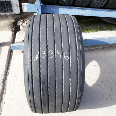 Грузовые шины б.у. / резина бу 445.45.r19.5 Kumho KLT01 Кумхо. Мегаход