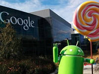 Android 5.0 Lollipop - льодяник з Material Design