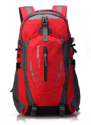 Рюкзак спортивний червоний Xuan Yu Fan