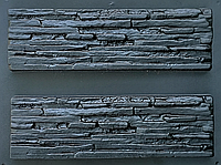 "Форма для декоративного камня и плитки ""Венеция"", АБС-пластик, 6 форм в комплекте, фото 1"