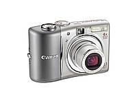 Фотоаппарат Canon PowerShot A1100 IS Silver (витрина)