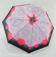 """Женский зонтик - легкий и компактный полуавтомат от фирмы """"SWIFTS"""""""