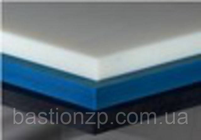 Полиацеталь лист, плита, толщина 20 мм, размер 1000х2000мм
