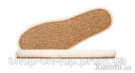 Стельки шерстянные  Xiaomi Core Step Wool Foot Pad size 42