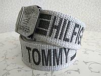 Ремни для джинс Tommy Hilfiger  текстильные (стропа) брендовые дешево