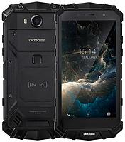 """Doogee S60 Lite black IP68 4/32 Gb, 5.2"""", MT6750T, 3G, 4G"""