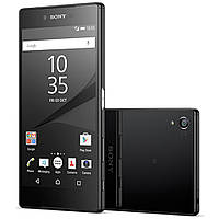 "Неубиваемый смартфон Sony Xperia Z5 Premium Dual E6883 Black IP68 (2SIM) 5,5"" 3/32GB 5/23Мп 3G 4G Гарантия!"