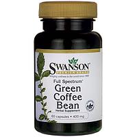 Экстракт Зеленого Кофе - капсулы для похудения и бодрости, зеленый кофе