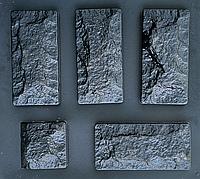 """Форма для декоративного камня и плитки """"Цокольная"""" (13.5 форм в комплекте), фото 1"""