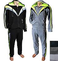 Спортивные костюмы мужские оптом, трикотаж (M-3XL) Китай