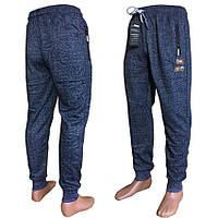 Спортивные штаны мужские оптом - трикотаж, на манжете (M-3XL норма) Китай