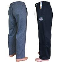 Спортивные штаны мужские оптом - трикотаж, прямые (M-3XL норма) Китай