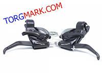Моноблок Shimano Tourney ST-TX800 правый и левый 3х8 скоростей