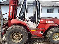 Автонавантажувач Manitou M4 40 CP 4x4, всюдихід