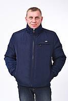 Куртка мужская №9 (синий), размеры   50,52,54,56