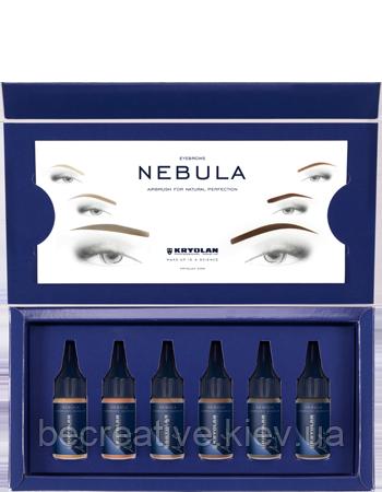 Тон Nebula для Airbrush в наборе для бровей